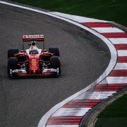 Sebastian Vettel aún no ha tenido un fin de semana limpio en lo que va de temporada - LaF1