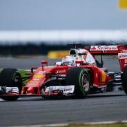 Ferrari se ha mostrado muy poco competitivo en Gran Bretaña - LaF1