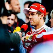 Sebastian Vettel es uno de los pilotos más inconformes con la Fórmula 1 actual - LaF1