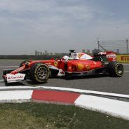 Vettel quiere conseguir la 'pole position' en China - LaF1