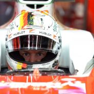 Vettel es optimista tras recortar la distancia con Mercedes - LaF1