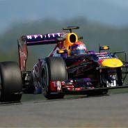 Sebastian conduce su RB9 en el pasado Gran Premio de Corea - LaF1