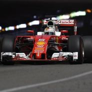 Vettel encabeza los Libres 3 en Mónaco - LaF1
