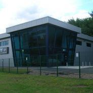 La antigua sede de Virgin en Dinnington - LaF1