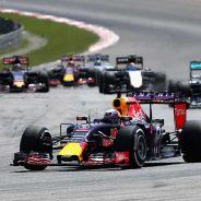 Escena del Gran Premio de Malasia de 2015 - LaF1