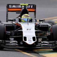 Sergio Pérez se suma a las voces que alertan que el cambio de 2017 podría ser un error - LaF1