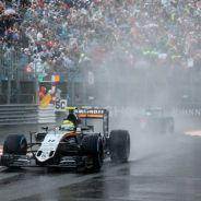 Pérez es valorado como el mejor piloto de la carrera del GP de Mónaco - LaF1
