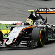 Sergio Pérez en Austria - LaF1