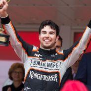 Pérez subió al podio en Mónaco - LaF1