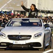 Ruido, derrapes y velocidad: ¡Mercedes celebra su tercer título! - SoyMotor