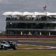 El circuito de Silverstone albergó el GP de Gran Bretaña en 2014 - LaF1.es