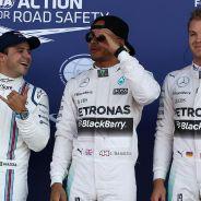 Los tres hombres más rápidos de la sesión de clasificación - LaF1