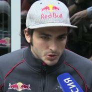 Carlos Sainz, esta mañana en rueda de prensa - LaF1