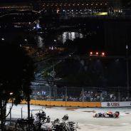 La carrera nocturna del GP de Singapur F1 2012 - LaF1