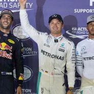 Los tres hombres más rápidos de la clasificación de Singapur - LaF1