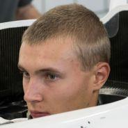 Sergey Sirotkin en la sede de Sauber en Hinwil - LaF1