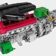 Sistema hírbido del Ferrari LaFerrari - SoyMotor.com