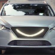 El coche autónomo que sonríe a los peatones - SoyMotor.com