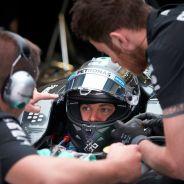 Nico Rosberg quiere ganar las cuatro carreras restantes - LaF1