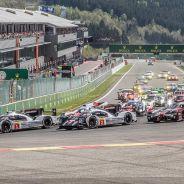Salida de las 6 horas de Spa-Francorchamps - laF1