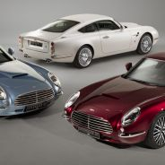 Speedback GT: el Jaguar XKR que quiere ser un Aston Martin DB5