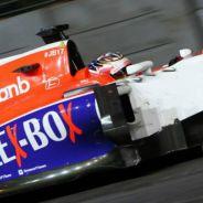 Will Stevens en el pasado Gran Premio de Singapur - LaF1