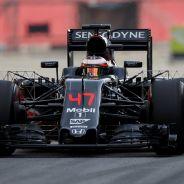 Vandoorne se ve en la Fórmula 1 el año que viene - LaF1