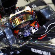 Vandoorne, orgulloso de su debut - LaF1