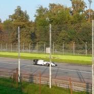 Lance Stroll, hoy en Monza - LaF1