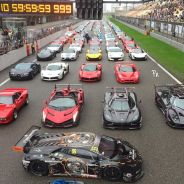 Los 50 mejores superdeportivos se juntan en circuito -SoyMotor