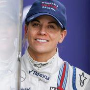 Susie Wolff pilotó para Williams en 2014 y 2015 - LaF1