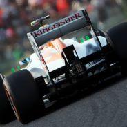 Adrian Sutil durante el Gran Premio de Japón - LaF1