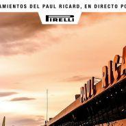 Definida la alineación de pilotos para el test Pirelli en Paul Ricard