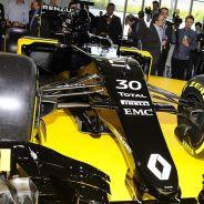 El show car que Renault ha usado para presentar sus nuevos colores - LaF1