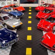 Estos ocho Ferrari quedan genial en cualquier garaje - SoyMotor