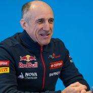 El jefe de equipo de Toro Rosso, Franz Tost - LaF1.es