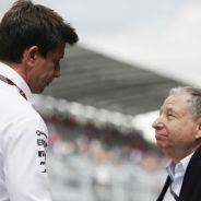 Wolff responde al presidente de la FIA tras la petición de reducir costes - LaF1