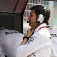 Las radios de Mercedes echaron 'humo' en carrera - LaF1