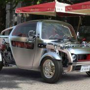 Esta es la peculiar imagen del Toyota Kikai Concept - SoyMotor