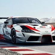 Toyota GR Supra Gazoo Racing - SoyMotor.com