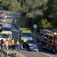 Accidente de tráfico en una carretera secundaria - SoyMotor