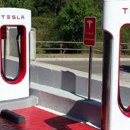 El primer Tesla Supercharger de España está en Girona