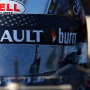 Davide Valsecchi en el interior del Lotus - LaF1