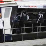 Valtteri Bottas durante los test de Barcelona - LaF1.es
