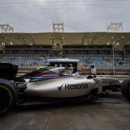 Williams no puede competir contra los equipos grandes de la Fórmula 1 - LaF1