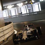 Bottas todavía no ha puntuado en Mónaco - LaF1