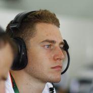 Vandoorne, durante el GP de Japón de F1 - LaF1