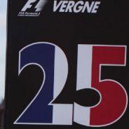 vergne, en lucha por ser piloto reserva de Williams - LaF1.es