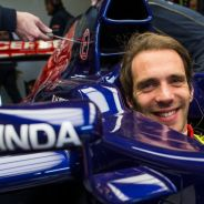Jean-Éric Vergne en los test de Jerez - LaF1