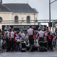 Plaza de la Concordia de Le Mans - LaF1